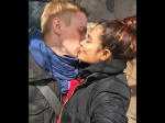 Aashka Goradia And Husband Brent Goble Lock Lips Kiss As They Reminisce Their First Kiss