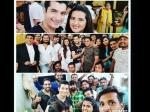 Kasam Tere Pyaar Ki Sharad Malhotra Kratika Sengar Share Picslast Day On Sets Sharad Emotional