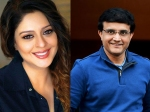 When Nagma Said That She Ended Her Relationship With Sourav As His Career Was At Stake