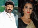 Ntr Biopic Vidya Balan Confirms That She Is Set Play Balakrishna Wife