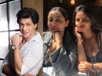 Shahrukh Khan Pulls Wife Gauri Khan S Leg With His Hilarious Comment On Her Pic With Suhana