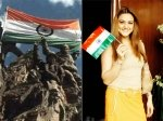 Kargil Day Bollywood Celebrities Salute Indian Soldiers