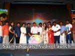 Saamy Square Audio Launch Vikram Aishwarya Keerthy Make An Awesome Trio