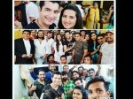 Kasam Tere Pyaar Ki Sharad Malhotra Kratika Sengar Share Picslast Day On Sets Sharad Emotional