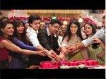 Yeh Rishta Kya Kehlata Hai Completes 2700 Episodes Mohsin Khan Shivangi Joshi Team Celebrate Pics