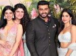 Arjun Kapoor On Janhvi Khushi They Are Very Nice Sensible Kids Sridevi