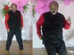 Dancing Uncle Is Back Shakes A Leg To Mithun Chakraborty Julie Julie Song