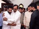 Rip Harikrishna Balakrishna Jr Ntr Others Pay Their Last Respects To The Actor