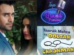 Latest Trp Ratings Naagin Tops Indian Idol Climbs Up Taarak Mehta Ka Ooltah Chashmah Drops Down