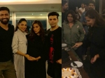 Mom To Be Neha Dhupia Had A Blast On Her Birthday These Inside Photos Are A Proof