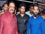 Rip Harikrishna Did You Know That The Actor Was Keen On Doing Film With His Sons
