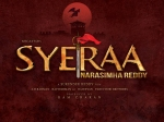 Chiranjeevi Starrer Sye Raa Narasimha Reddy S Teaser Is On The Way