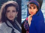 Karisma Kapoor What Was My Fault Manisha Koirala Called Me Mixed Up Kid Accused Of Being Brash