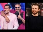 Salman Khan And Akshay Kumar Beat Chris Evans In Forbes Highest Paid Actors List