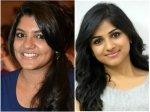 Aparna Balamurali Chandini Sreedharan Play The Female Lead Roles In Allu Ramendran