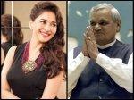 When Madhuri Dixit Drew Atal Bihar Vajpayee Him Away From Sweets