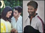 Shahid Kapoor Reacts To Priyanka Chopra Engagement To Nick Jonas
