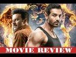 Satyameva Jayate Review And Rating John Abraham Manoj Bajpayee
