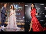 Vogue Beauty Awards 2018 Winners Shahrukh Khan Katrina Kaif Janhvi Kapoor Win It Big