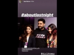 Aishwarya Rai Bachchan Shweta Bachchan Awkwardness Caught On Camera Fans Claim There Is A Catfight