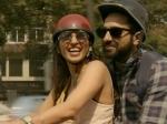 Andhadhun Song Aap Se Milkar Ayushmann Khurrana Radhika Apte S Chemistry Looks Intriguing