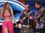 Bigg Boss 12 Shocking Jasleen Is In Relationship With Anup Jalota Says Her Parents Will Be Shocked