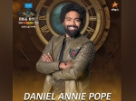 Bigg Boss Tamil Season 2 Danny Gets Eliminated From Kamal Haasan Show