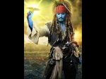 Jack Sparrow Character In Pirates Of The Caribbean Inspired By Lord Krishna