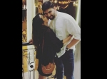 Kratika Sengar Seals It With A Kiss With Nikitin Dheer Celebrate Four Years Of Togetherness Pics