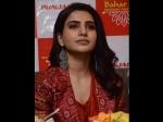Samantha Reacts The U Turn Shailaja Reddy Alludu Clash Says Pawan Kumar Wants Controversy