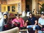 Hina Khan Is Off To London For A Family Vacation Following A Trip With Rocky Jaiswal
