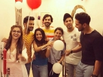 Bigg Boss 12 Srishty Rode Celebrated Her Birthday Rubina Dilaik Abhinav Shukla Others Surprise Her