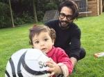 Shahid Kapoor Daughter Misha Unwell Fever Skips Batti Gul Meter Chalu Promotions