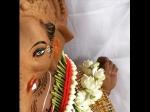 Ganesh Chaturti 2018 Ekta Kapoor Nakuul Mehta Rubina Dilaik And Others T V Celebs Welcome Ganpati Ba
