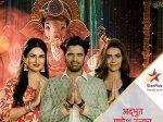 Star Plus Adbhut Ganesh Utsav 2018 Divyanka Tripathi Mohsin Khan Tv Actors Perform Read Details Pics