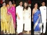 Ambani Ganesh Chaturthi Shahrukh Gauri Set Hearts Aflutter Karisma Kareena Turn Heads Pics