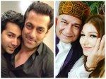 Bigg Boss 12 Weekend Ka Vaar Salman Khan Varun Dhawan Rap Jasleen Anup To Sent To Khaas Room