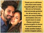 Mira Rajput Urges Fans Not To Send Gifts For Zain And The Reason Is Genuine