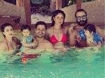 Kareena Kapoor Khan Gets Slammed For Donning Bikini In Front Of Taimur Ali Khan Vacation Pics