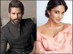 Arjun Reddy Remake After Tara Sutaria S Exit Kiara Advani Steps In To Romance Shahid Kapoor