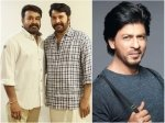 When Mammootty Mohanlal Shahrukh Khan Almost Came Together For A Film