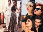 Mouni Roy Birthday Sriti Jha Arjun Bijlani Adaa Khan Others Wish The Naagin Actress Pics
