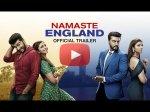 Namaste England Trailer Arjun Kapoor Parineeti Chopra