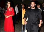 Salman Khan Katrina Kaif Celebrate Ganesh Chaturthi At Arpita Khan House Fans Go Crazy Pictures