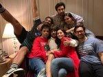 Shahrukh Aamir Deepika Ranbir Alia Ranveer Karan Pose For The Biggest Blockbuster Picture