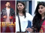 Bigg Boss 12 Day 2 Highlights Khan Sisters Create Unnecessary Fight Call Sreesanth Mean Selfish