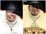 The Nun Funny Bollywood Memes