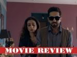 Andhadhun Movie Review And Rating Ayushmann Khurrana Tabu Radhika Apte
