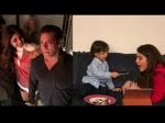 Aayush Sharma S Birthday Bash Salman Shilpa Revisit Auzaar Days Jacqueline Cute Moment With Ahil