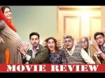 Badhaai Ho Movie Review And Rating Ayushmann Khurrana Sanya Malhotra